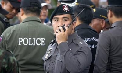 Thailand Cops Swoop on Forest Gambling Den and Arrest 26 Gamblers