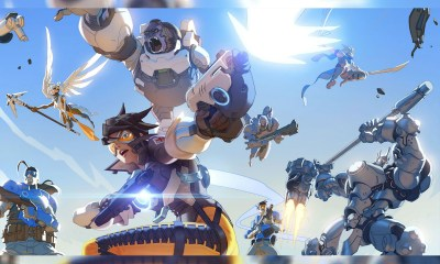 Overwatch Crosses $1 Billion from Microtransactions