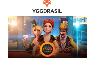 Yggdrasil brings BOOST Prize Drop tools to table games