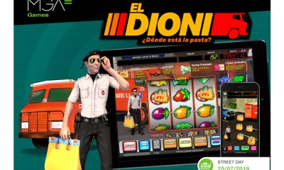 El Dioni by MGA Games