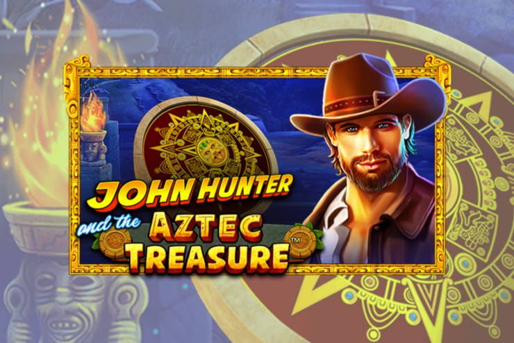Pragmatic Play's John Hunter And The Aztec Treasure