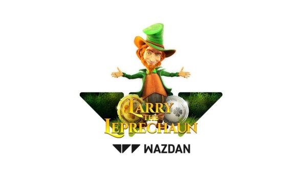 Wazdan take players on an enchanted journey with their new game, Larry the Leprechaun