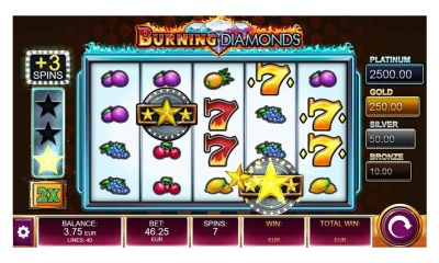 Kalamba Games' Burning Diamonds