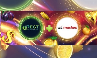 EGT Interactive Partners with Winmasters