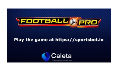 Caleta Gaming - Football Pro slot