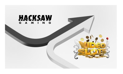 Hacksaw Gaming continues it's strong growth with the latest operator to go live, Videoslots!