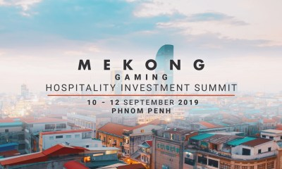 Cambodian Secretary of State to address Mekong Gaming Summit, 10-12 September, 2019