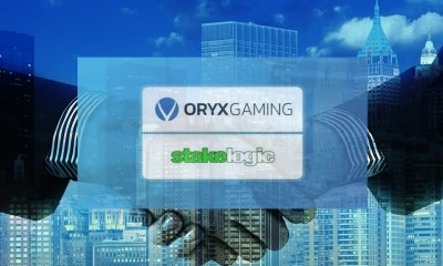 ORYX Gaming agrees new content partnership deal with Stakelogic