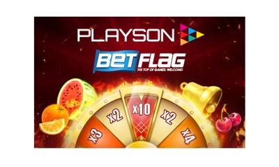 Playson extends Italian market presence with BetFlag partnership