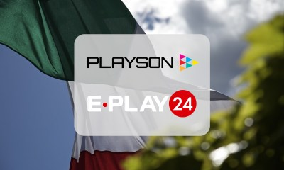 Playson signs partnership with E-Play24