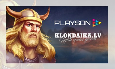 Playson signs deal with Latvian operator Klondaika