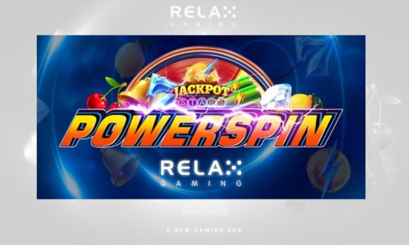 Relax Gaming spins the reels of power with Powerspin