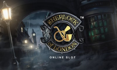 Sherlock of London™ takes on a thrilling new case for Microgaming