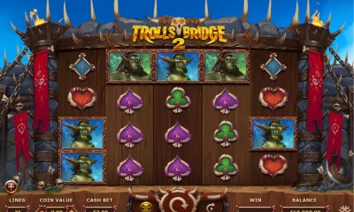 The Trolls are back and badder than ever in monster Yggdrasil sequel