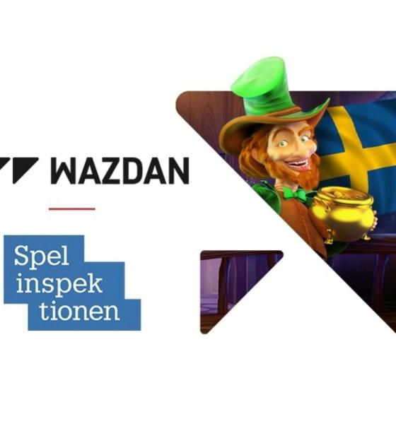Wazdan Receives Swedish Certification, Expanding Their Reach Further Through the Nordics