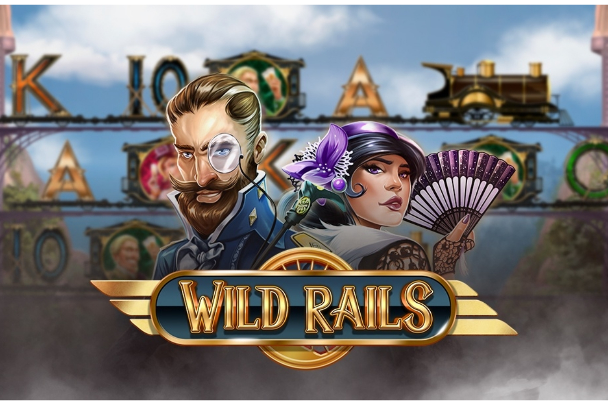 Play'n GO stay on track with Wild Rails