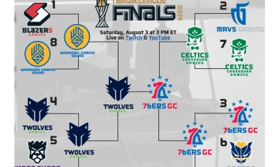 2019 NBA 2K League Finals Takes Place on Saturday, August 3