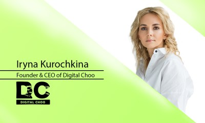 Iryna Kurochkina, Founder & CEO of DC, on the agency's rebranding and ambitious plans