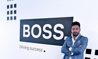 BOSS. Gaming's new boss talks big 'firsts' for the brand
