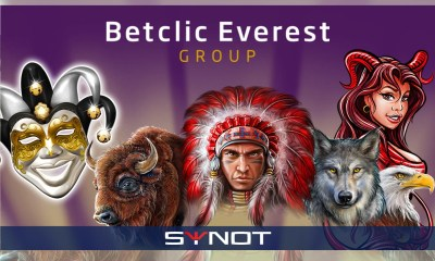 Synot Games Signs Deal with Betclic Everest Group