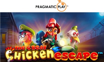 Pragmatic Play release hensational new title The Great Chicken Escape