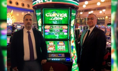 Georgia Casino Installs Clover Link From Apex Gaming