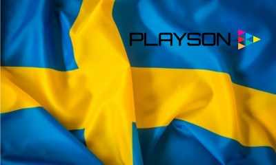 Playson fully compliant for Swedish market