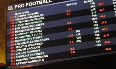 Sports Betting Blitz: Several States Enter the Fray as Football Season Kicks Off