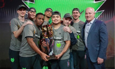 T-Wolves Gaming Wins 2019 NBA 2K League Championship