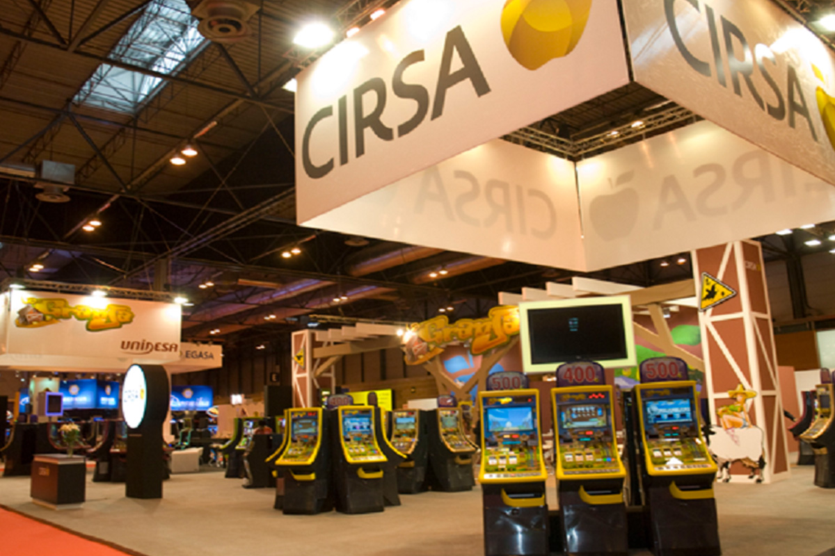 Cirsa Records Higher Revenues in Q2 2019
