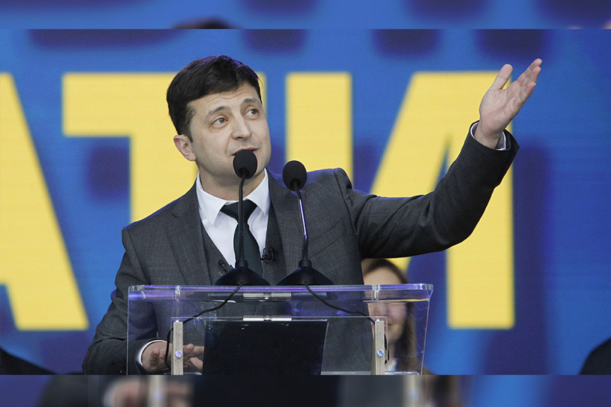 Proposed Gambling Reforms Not Seem to Resonate Well in Ukraine, President Zelensky's Ratings Down