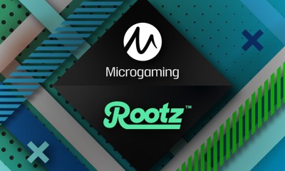 Microgaming Partners with Rootz Ltd