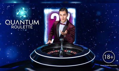 Playtech Launches Live Quantum Roulette