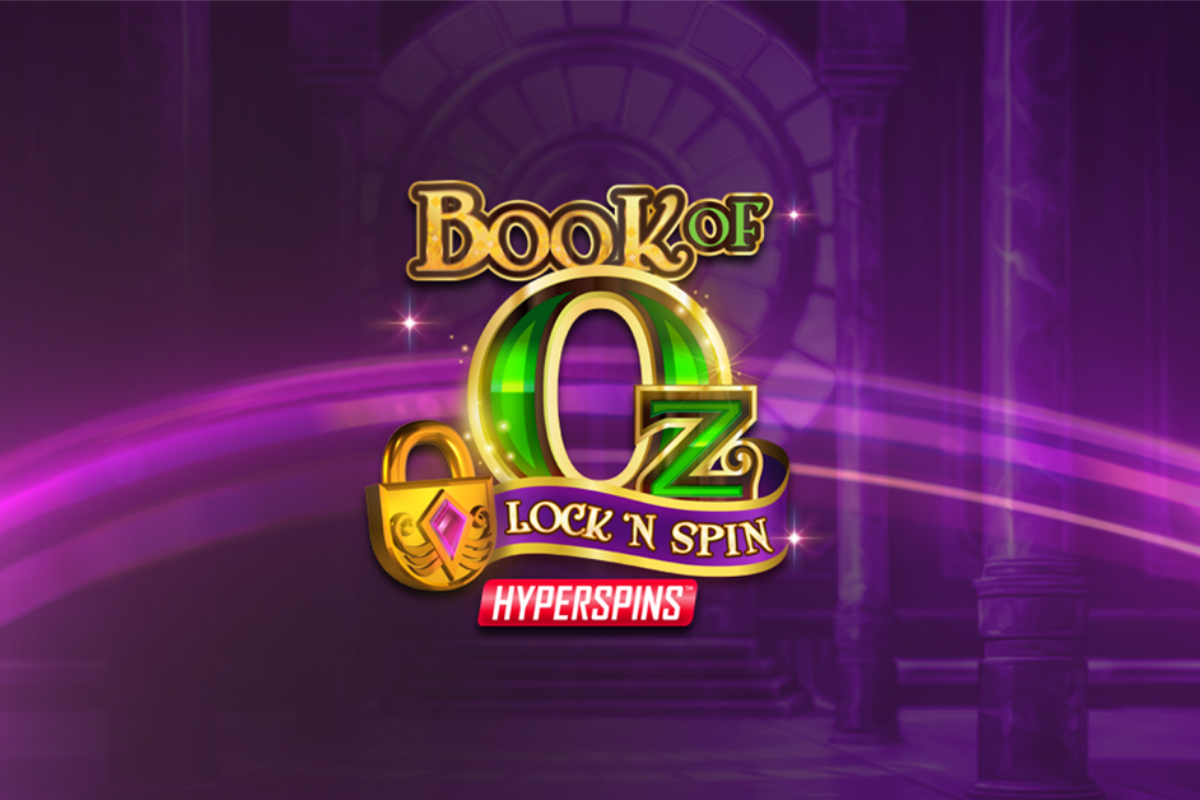 Microgaming presents a modern classic in Book of Oz Lock 'N Spin