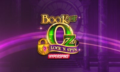 Microgaming - Book of Oz Lock 'N Spin