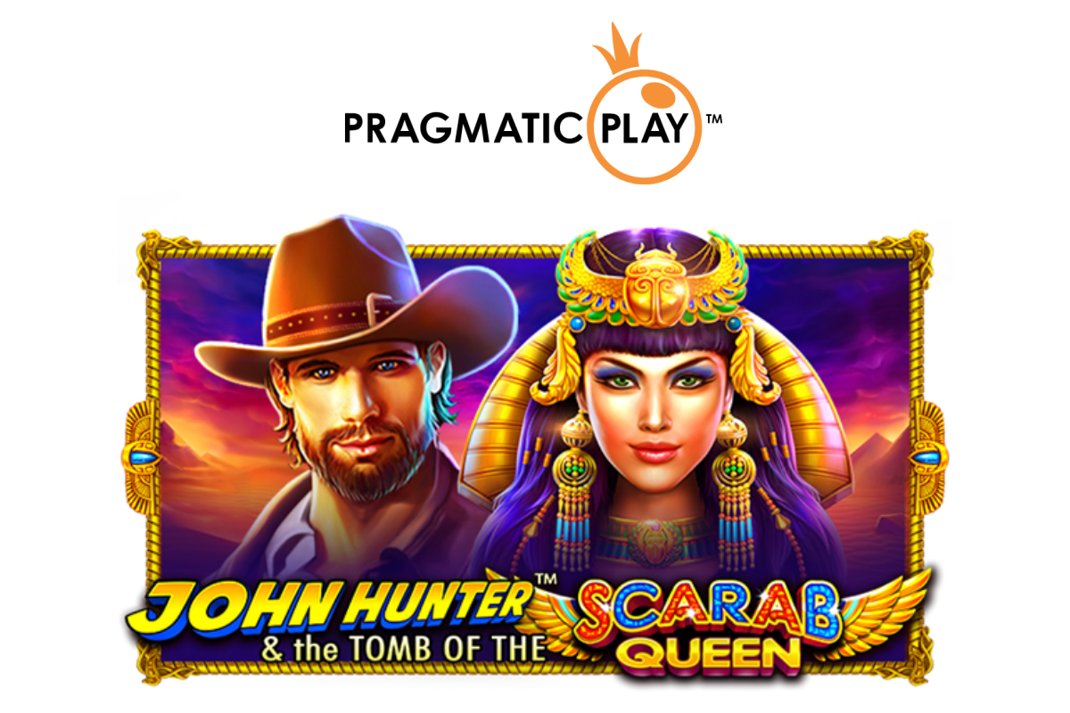 Pragmatic Play Releases John Hunter & The Tomb Of The Scarab Queen