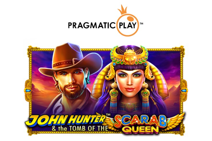 Pragmatic Play - John Hunter & The Tomb Of The Scarab Queen
