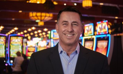 Barona Resort & Casino Promotes Kevin Ward to Vice President of Slot Operations