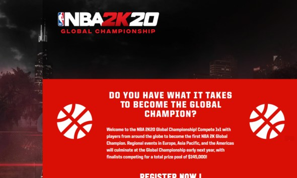 2K Announces Inaugural NBA 2K20 Global Championship