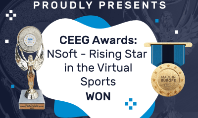 CEEG Awards: NSoft - Rising Star in the Virtual Sports