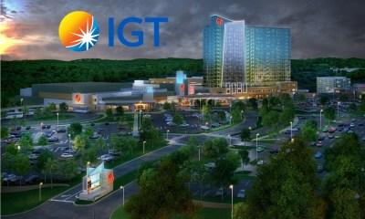 IGT PlaySports Technology Powers Sports Betting at Resorts World Catskills Casino Resort's Sportsbook 360
