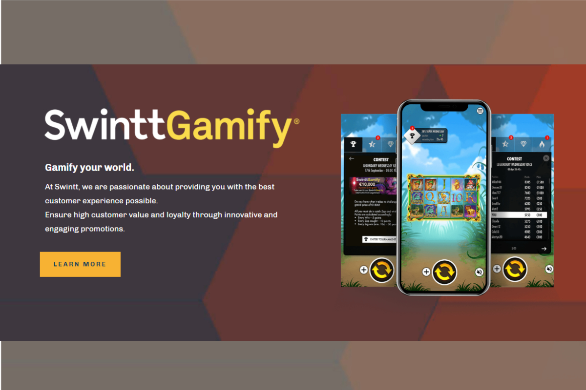 Swintt launches SwinttGamify® the ultimate in-game promotional product