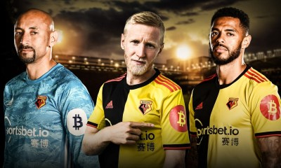 Bitcoin Confirmed As New Sleeve Partner of Watford FC