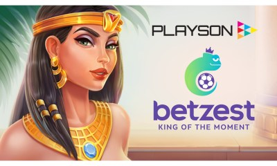 Betzest integrates full suite of Playson games