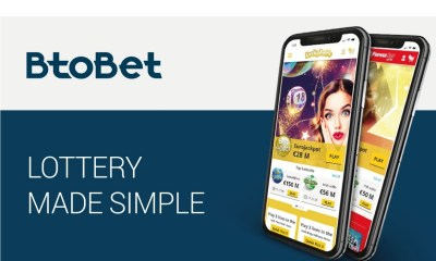 BtoBet Launches New Lottery Solution through iLotto Solutions Partnership