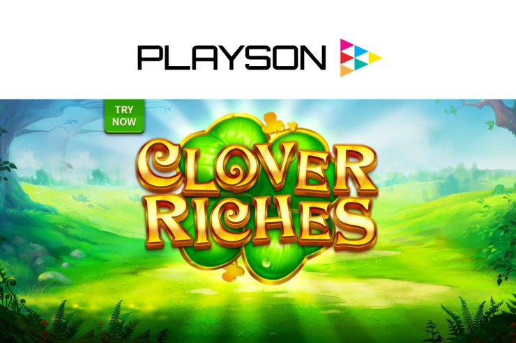 Playson's Clover Riches