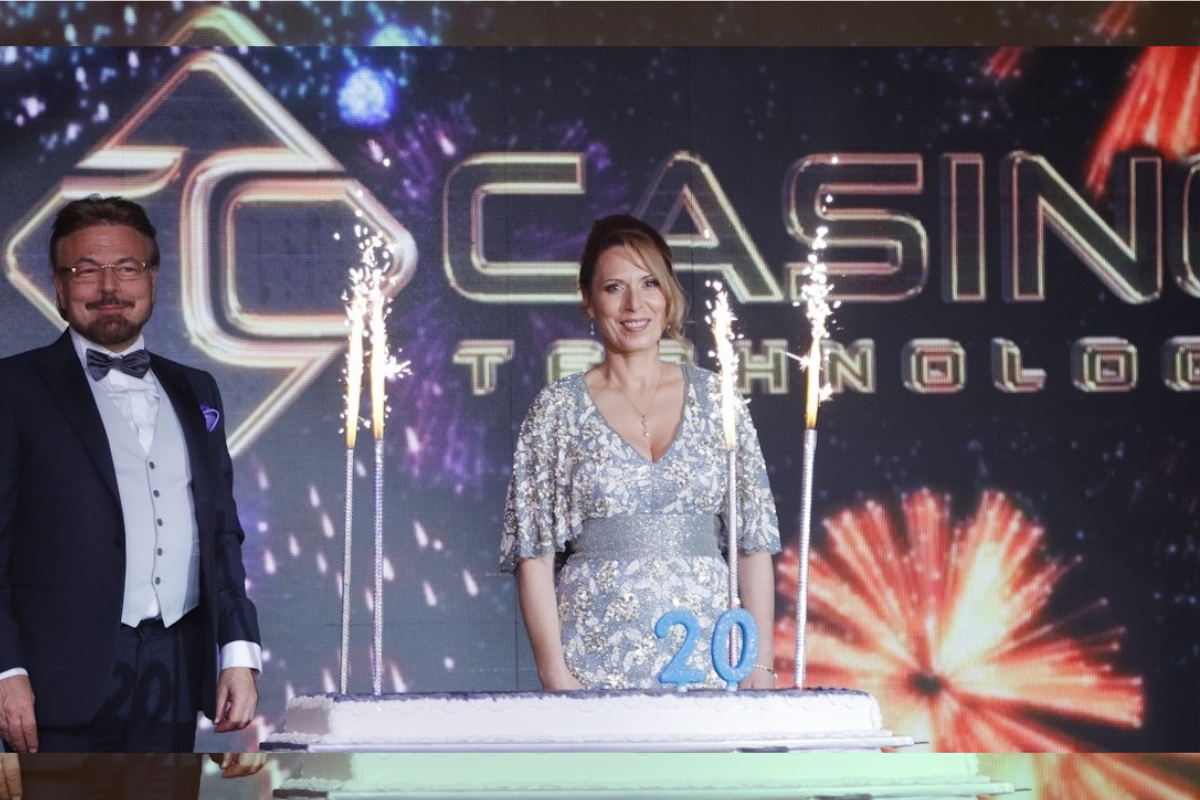 Casino Technology Celebrated its 20th Anniversary