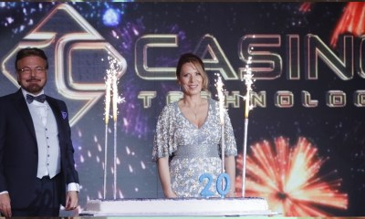 Casino Technology Celebrated its 20th Anniversary