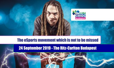 The eSports movement which is not to be missed among the main discussions at CEEGC2019 Budapest