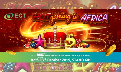 EGT Interactive will fascinate the African amusement market